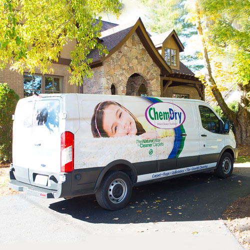 Chem-Dry of Napa Valley provides professional carpet and upholstery cleaning services in Napa CA